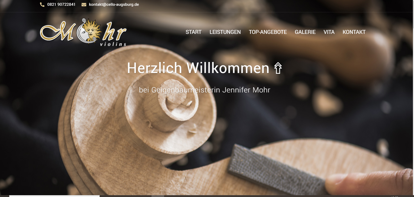 Geigenbau Augsburg